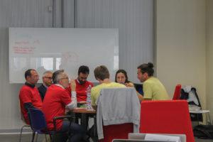I gruppi ed i mobile teams